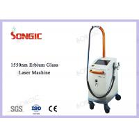 1550nm Erbium Glass Laser machine Scar Removal Machine , Erbium Yag Laser Treatment
