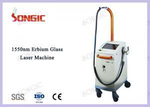 China 1550nm Erbium Glass Laser machine Scar Removal Machine , Erbium Yag Laser Treatment on sale
