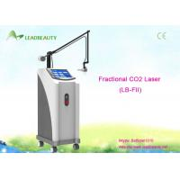 China 40W Carbon Dioxide Co2 Fractional Laser Machine Beauty Equipment For Face Lift on sale