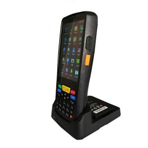 China Durability Mobile Wireless Android Industrial PDA Handy 1D 2D Barcode Scanner on sale