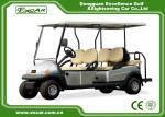 Curtis Controller 6 Passenger Electric Car , Motorised Golf Cart Club Car
