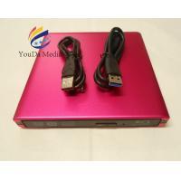 China 12.7 mm Fastest external blu ray burner / USB 3.0 external dvd drive for HP dv7-6163us on sale
