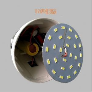 China 7W 12W LED solar bulb lighting emergency lamps,LED solar lighting B22 E27 on sale