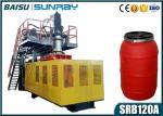 Open Top Extrusion HDPE Blow Molding Mahcine For 200 Litre Blue Plastic Barrel