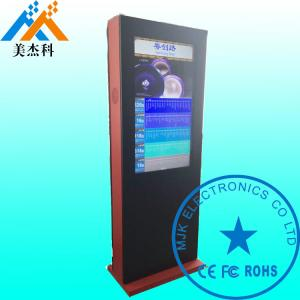 China Standalone 46inch Exterior Digital Signage Totem Resolution 1920*1080p on sale
