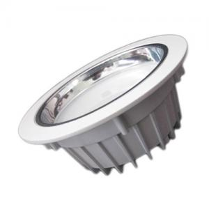 China Aluminum Die Casting led recessed lighting housing Powder Coated on sale