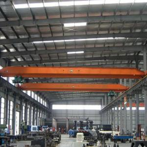 China Electric Motor Driven Overhead Travelling Crane 10t 20t , Long Life Time on sale