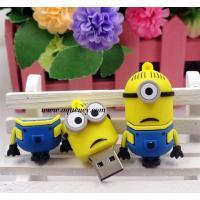 Cute design Cartoon minion usb flash drive for Despicable Me USB