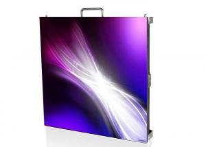 China P4.81 Advertisement Thin Events Indoor Full Color Led Display Wall Super Lightweight on sale