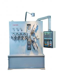 China XD -680 Model 3.00 - 8.00mm CNC Spring Coiling Machine With Servo Motion System supplier