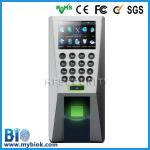 Sistema del control de acceso del analizador del finger (Bio-F18)