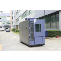 China 7 Inch Digital Touch Screen Thermal Cycling Chamber for  Photovoltaic & Solar Panel on sale