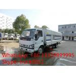 ISUZU street sweeper washer vehicle for sale, ISUZU vacuum truck, ISUZU road sweeper truck