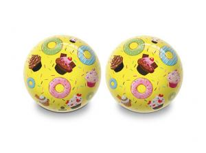 China Eco Friendly PVC Toy Ball 9 Inch Cartoon Printed Children'S Outdoor Toys on sale