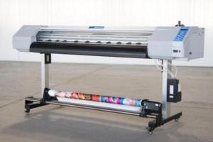 China Dx5 High Resolution Solvent Plotter /inkjet Printer on sale