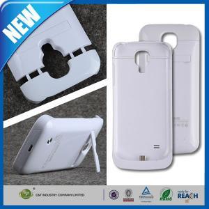 China 2800mAh Portable Samsung Galaxy S4 Battery Case USB External Rechargable Backup power on sale