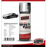 China 400ml Spray Paint  free sample chrome spray paint with good quality on sale