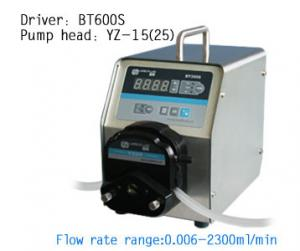 China BT600S variable speed peristaltic pump,Peristaltic Pump,tubing pump,hose pump on sale