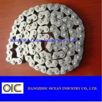 Motorcycle chain , type 06B , 415 , 420 , 428 , 520 , 525 , 530 , 630