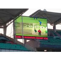 Energy Saving Largest Stadium Tv Screen , Outdoor Led Tv Display Rainproof