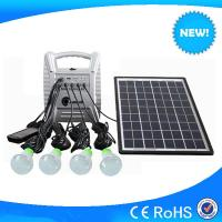 China 10w solar system with 2pcs LED light, solar system supplier, home solar system on sale