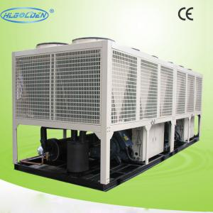 China Custom Heat Recovery Air Cooled Water Chiller Air Conditioner Chiller on sale