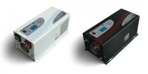 China Custom Black Communication Enclosures Power Supply For Solar Power System on sale