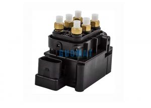 China Chassis Pneumatic Solenoid Block Distribution 7L0616251 For 2004 - 2010 Volkswagen Touareg VW 7L on sale