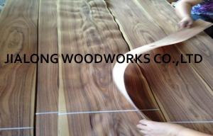Natural Rosewood Veneer Santos Crown Cut For Chair Dyed