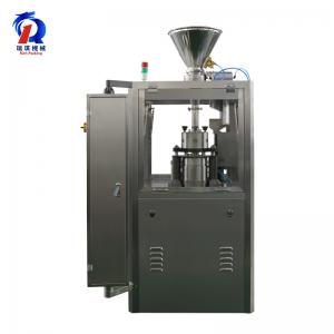 China Developed Technology GPM Gelatin Capsule Filler Machinery Automatic on sale