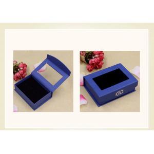 China Custom Jewelry kraft paper box,paper gift box,cardboard box for earring,necklace,bracelet,watch on sale