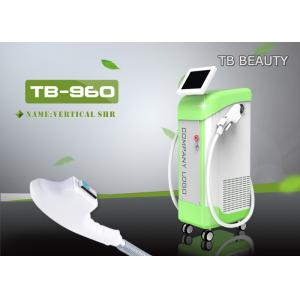 China Epilation CE Dpproved Multifunction Elight + SHR + IPL Hair Removal Machines For Home on sale