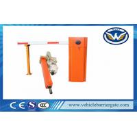 China Heavy Duty Straight Boom Electric Barrier Gate Highway Barrier Gate on sale