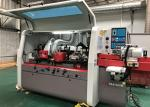 High Speed 4 Head Planer Moulder 60 Metres Per Minute For Laminated Finger - Joint Board