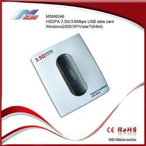 China 3g usb hsdpa wireless modem on sale