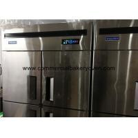 Single Door Commercial Bread Maker Equipment Stainless Steel 1230x900x2000mm
