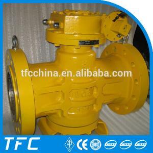 China API 6D lubricated metal seat plug valve steel on sale