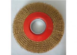 Astounding 7 Inch Crimped Bench Wire Wheel Brush 5 8 Arbor Medium Face Inzonedesignstudio Interior Chair Design Inzonedesignstudiocom