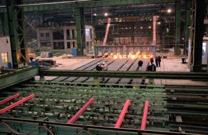 China R8M & 8 Strands Continuous Casting Equipment 60T PLC Simens Control on sale