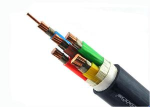 China Fire Resistant Power Cable, 2 Core Electrical Cable Mica Tape wrapped LSZH Sheath on sale