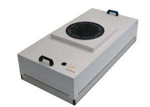 China Safe And Operation Friendly Hepa Fan Filter Unit For Hospital , Air Flow 1000m³ / h on sale