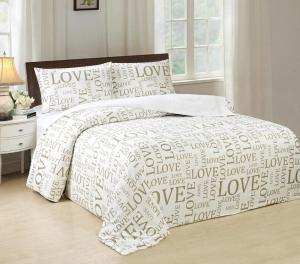 China Household Comfortable 4 Piece Bedding Set With Imported Natural Fabric on sale