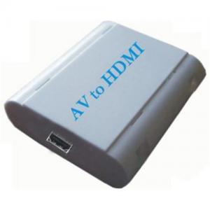 China Professional AV to  HDMI converter good quality on sale