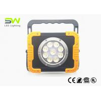 China 9x3W Rechargeable LED Work Light with Rotatable And Magnetic Stand on sale
