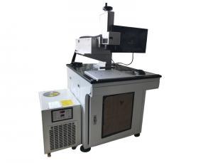 China CE Standard UV Laser Marking Machine For Fine Marking Sapphire , Quartz on sale