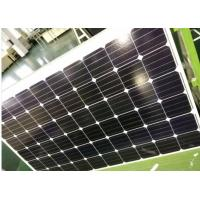 270W MONO Grade A Solar Panel , Solar Power Panels Ip65 Rated Junction Box