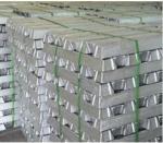 lingot d'aluminium en métal non ferreux
