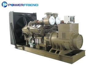 China Open Type 800kw Cummins Diesel Generators With Stamford Alternator on sale
