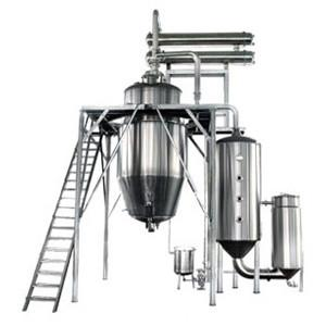 China LTN Series Hemp Oil Herb Extraction Equipment And Concentration Hemp Oil Extractor on sale