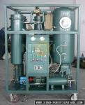 Power Generation Turbine Oil Purifier High Vacuum Demulsification Industrial